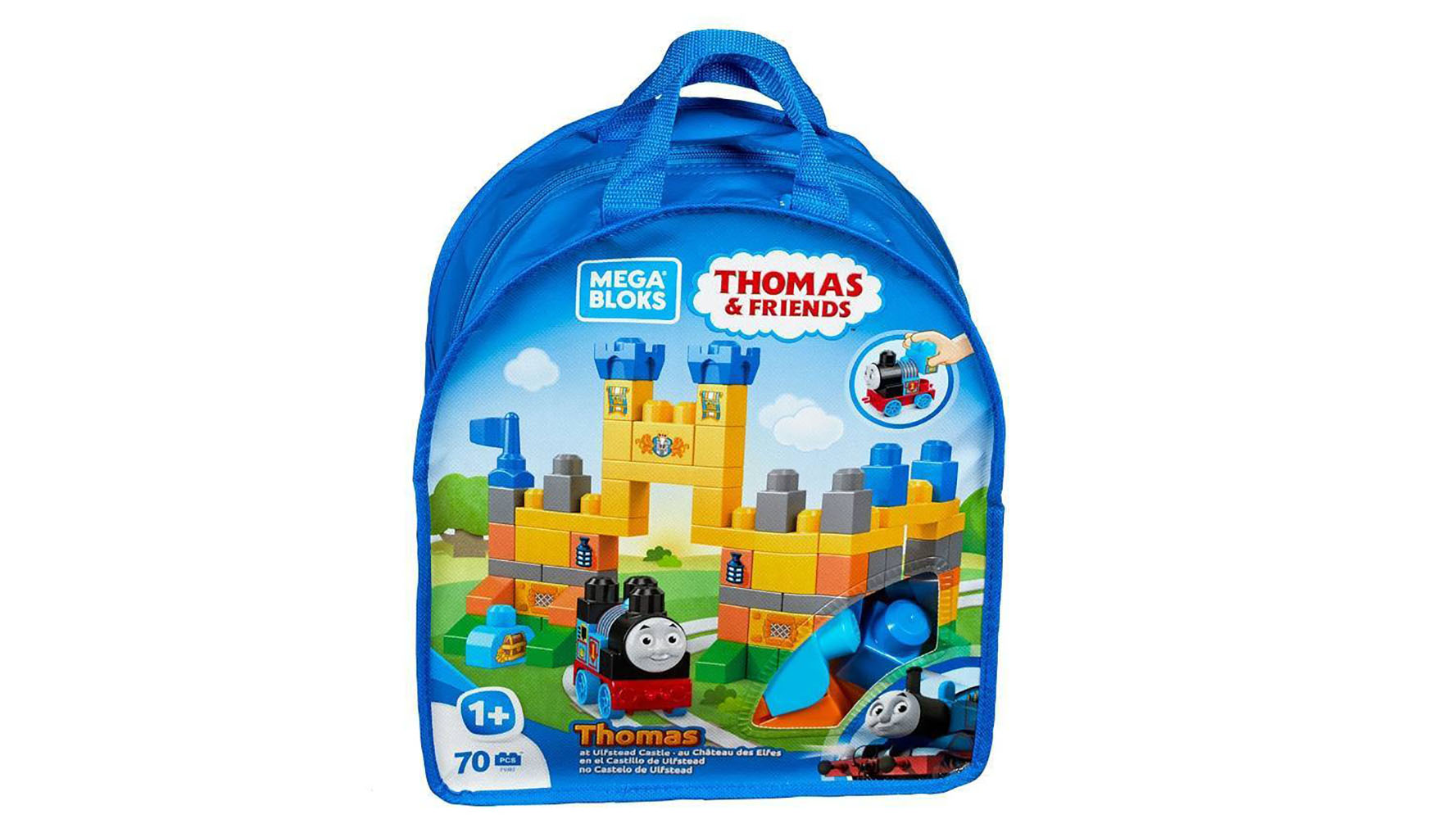 Thomas & Friends-Thomas au château des Elfes