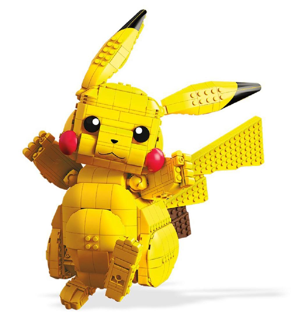 Pokémon - Pikachu géant 806 pièces