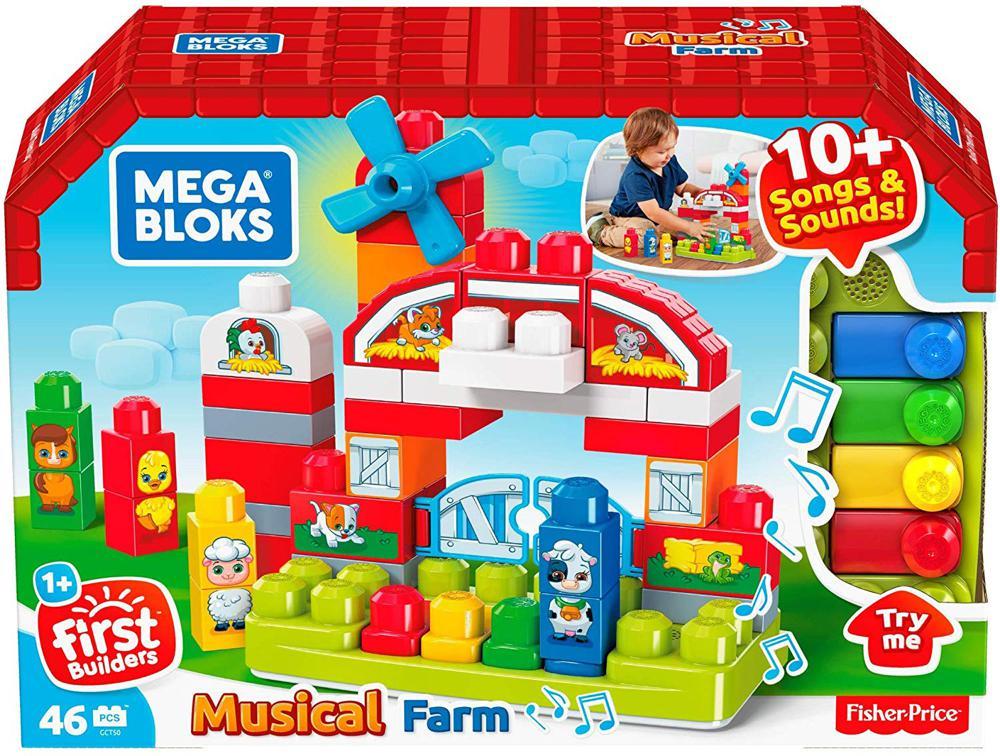 Mega Bloks - Ferme Musicale