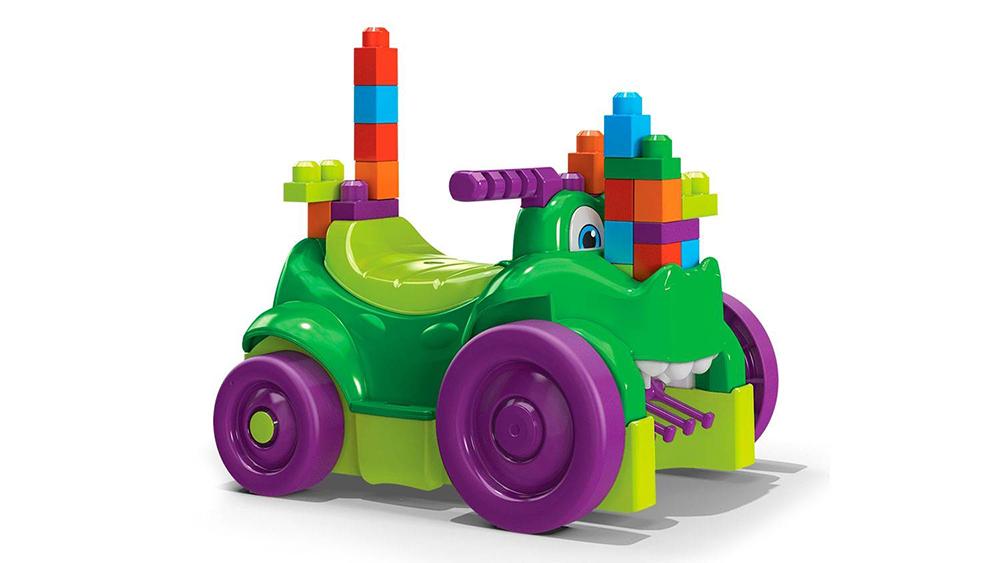 Mega Bloks - Ride'n Chomp Crox