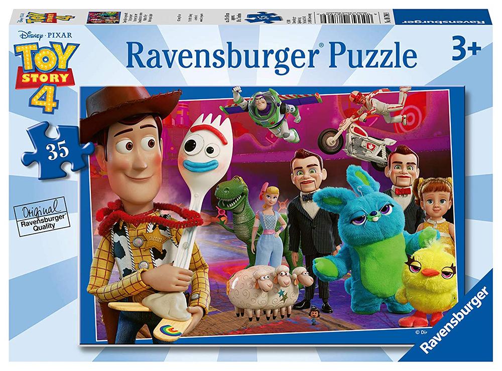 Casse-tête 35 pièces - Histoire de jouets 4 Fait pour jouer