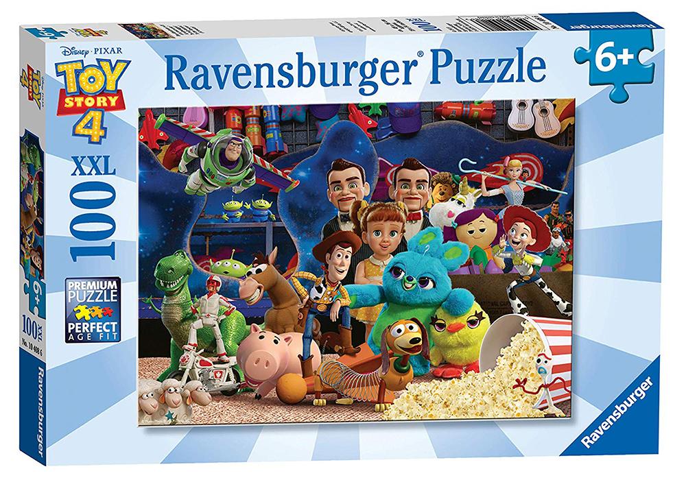 Casse-tête 100 pièces - Histoire de jouets 4 À la rescousse