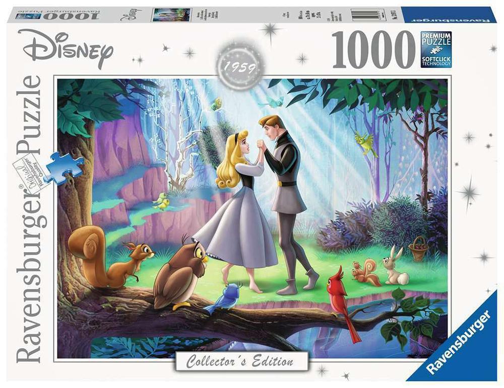 Casse-tête 1000 pièces - Disney La belle au bois dormant
