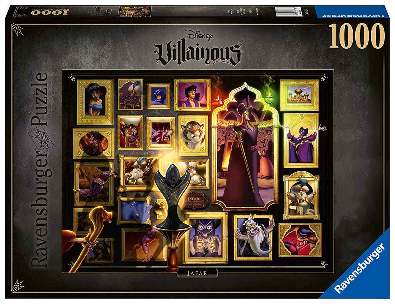 Casse-tête 1000 pièces - Disney Jafar