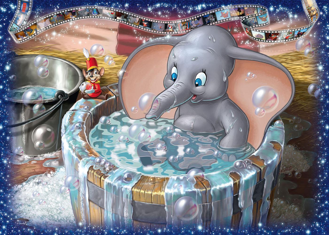 Casse-tête 1000 pièces -  Dumbo