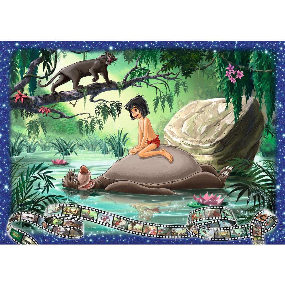 Casse-tête 1000 pièces - Le livre de la jungle