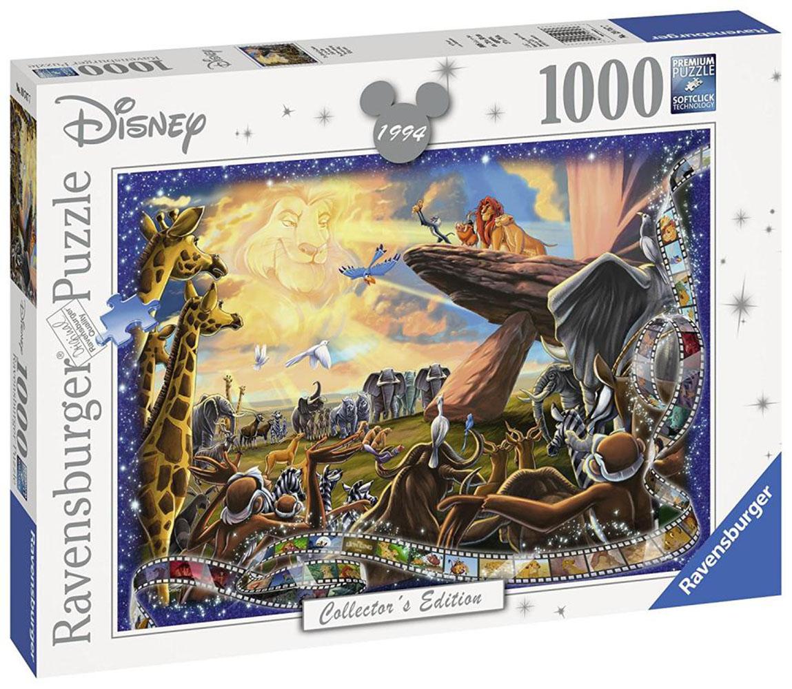 Casse-tête 1000 pièces - Le Roi Lion