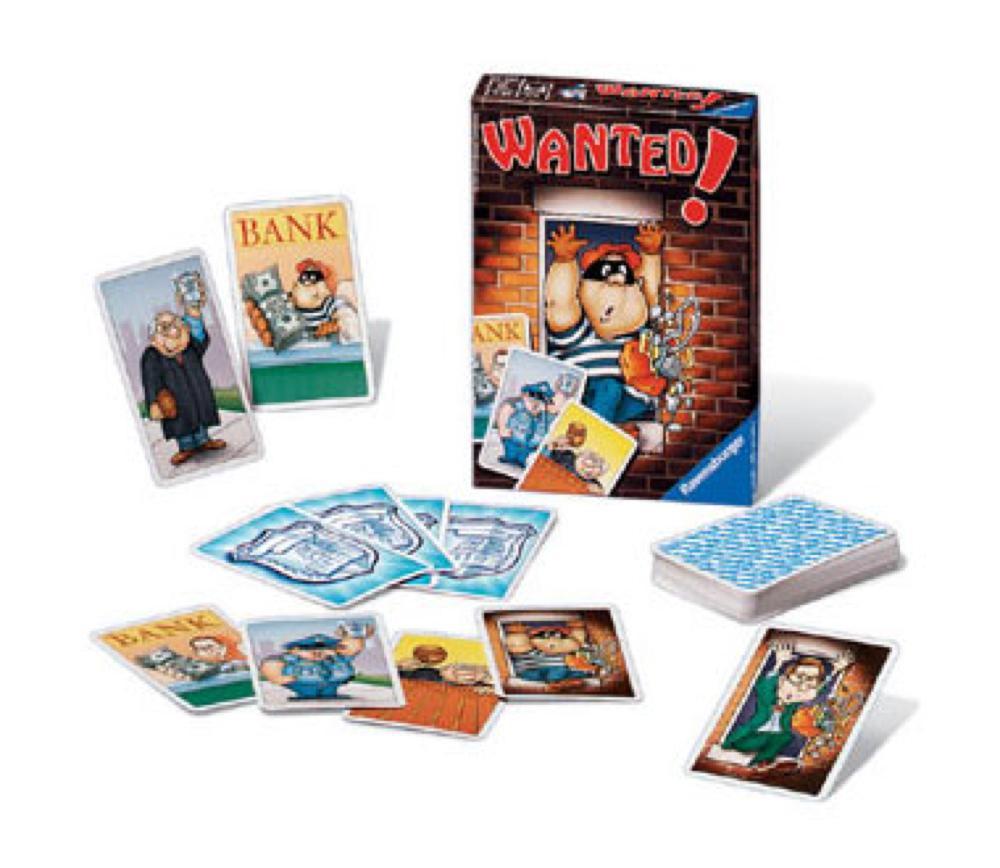 jeu de cartes wanted club jouet achat de jeux et jouets prix club. Black Bedroom Furniture Sets. Home Design Ideas