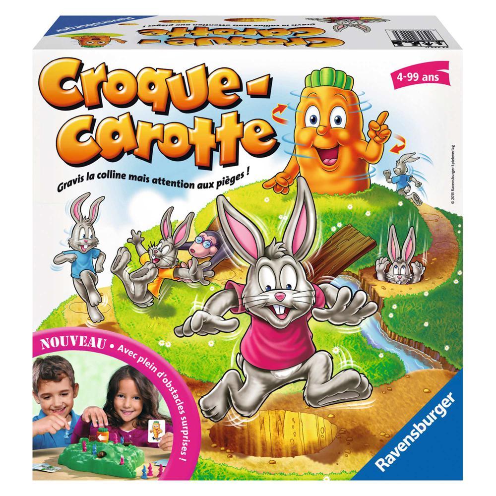 Jeu Croque-carotte
