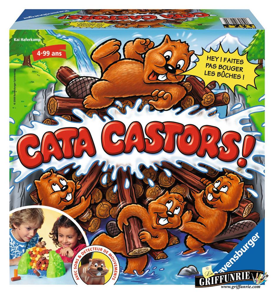 Jeu Cata Castors