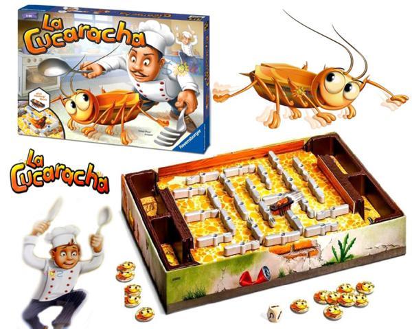Jeu La cucaracha