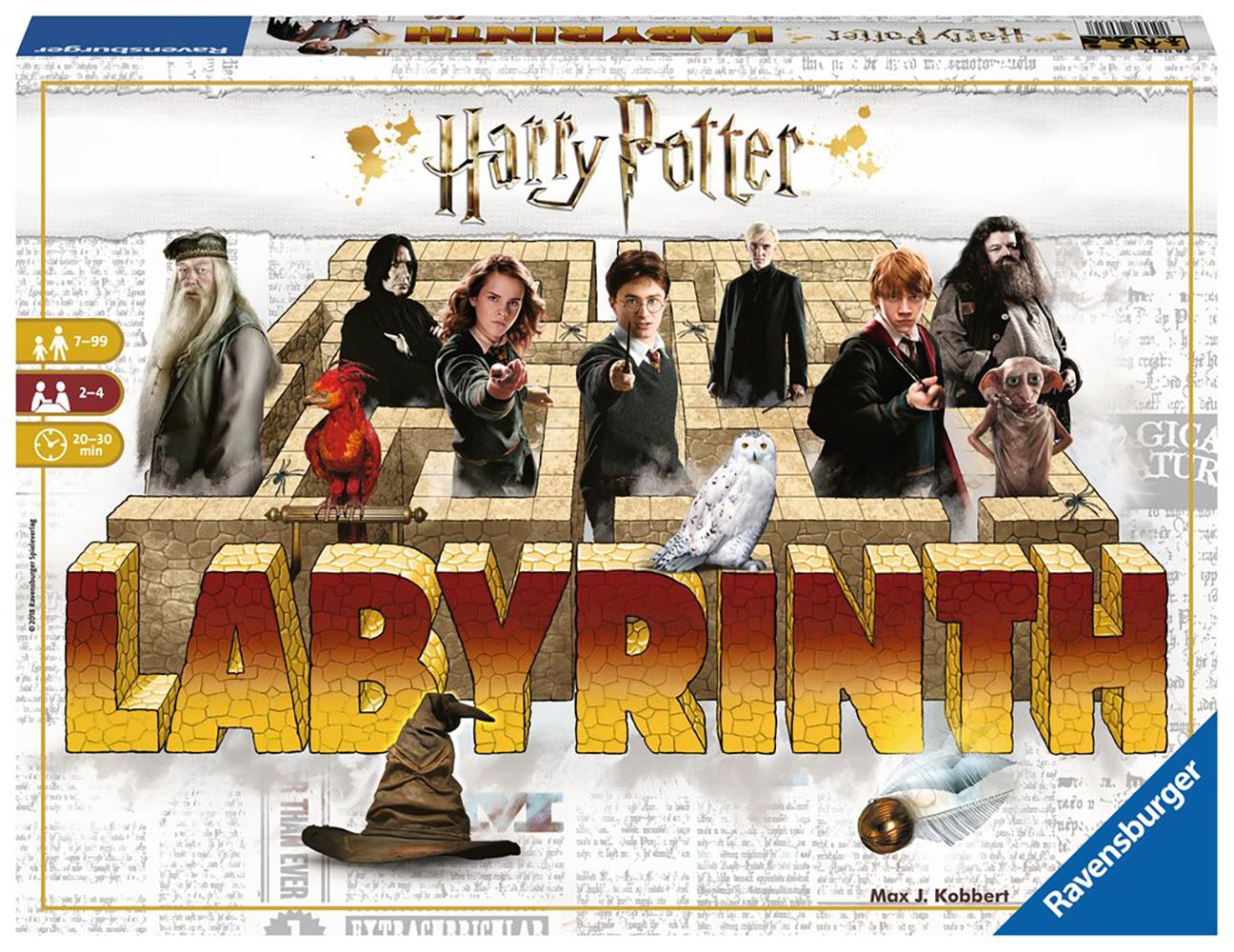 Jeu Labyrinthe Harry Potter