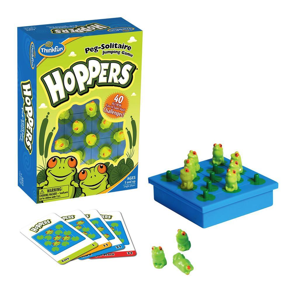 Jeu Hoppers Nouvelle édition