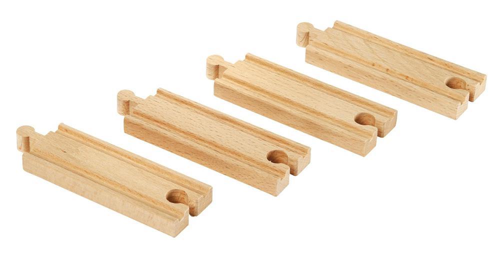 Brio - Rail petite 4 pièces