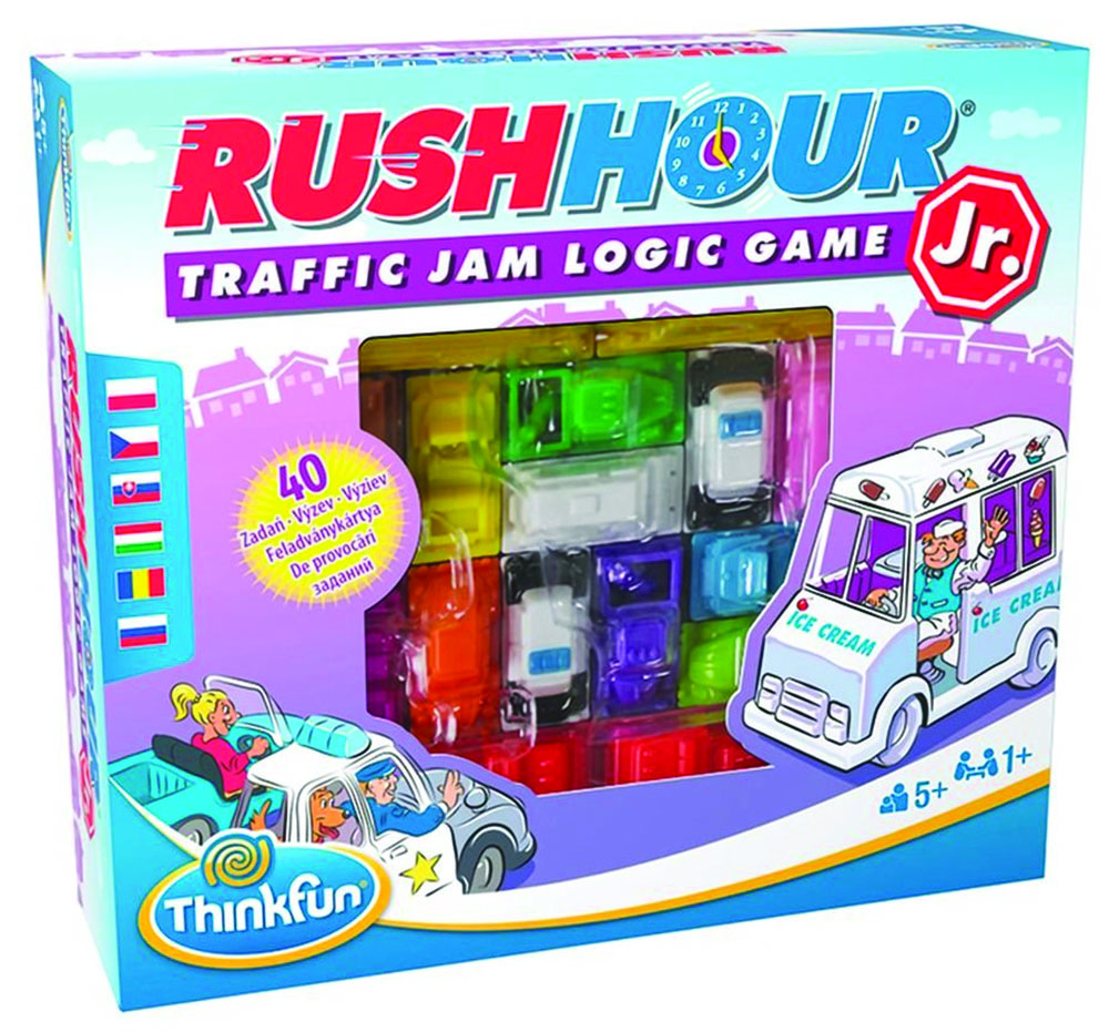 Jeu Rush Hour - Junior