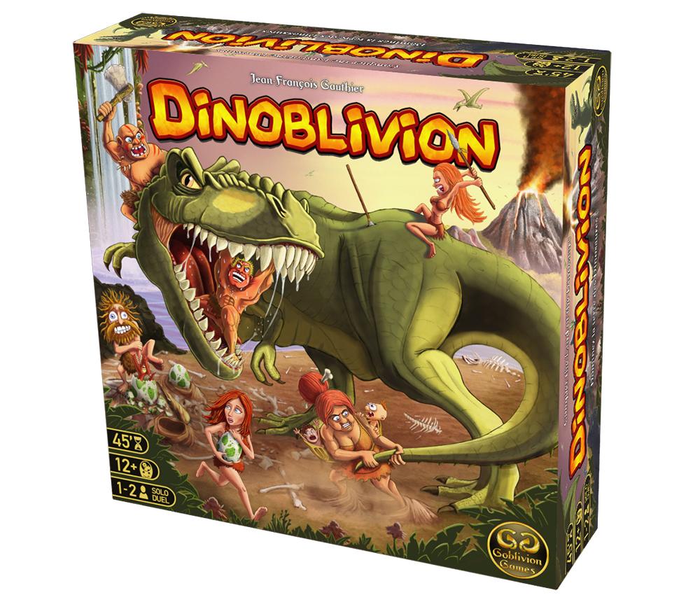 Jeu Dinoblivion