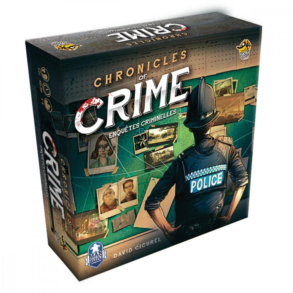 Jeu Chronicles of crime