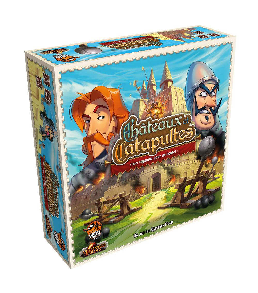 Jeu Châteaux et Catapultes