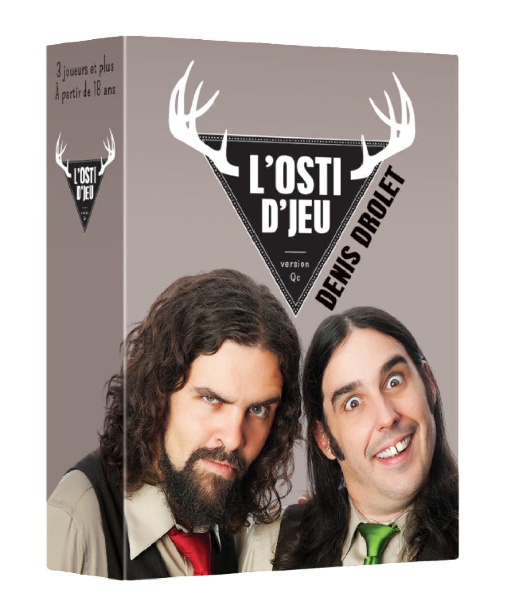 Jeu L'Osti d'jeu - Extension Denis Drolet