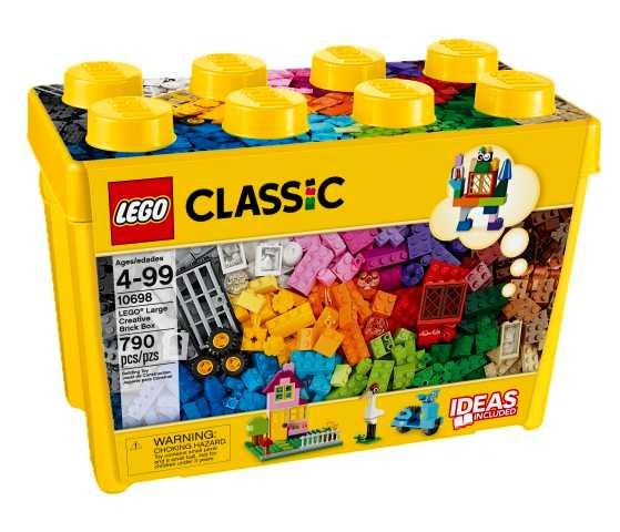 Classic - Briques Creatives Seau de 790 pièces