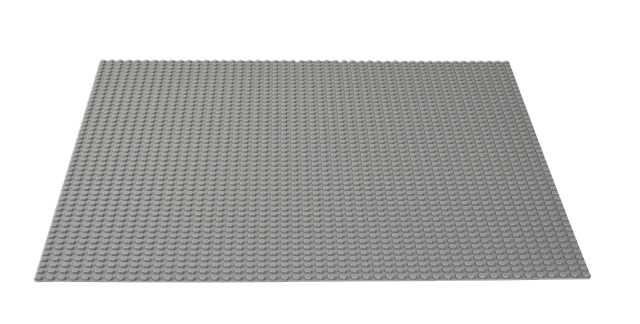 Classic - Plaque de base grise