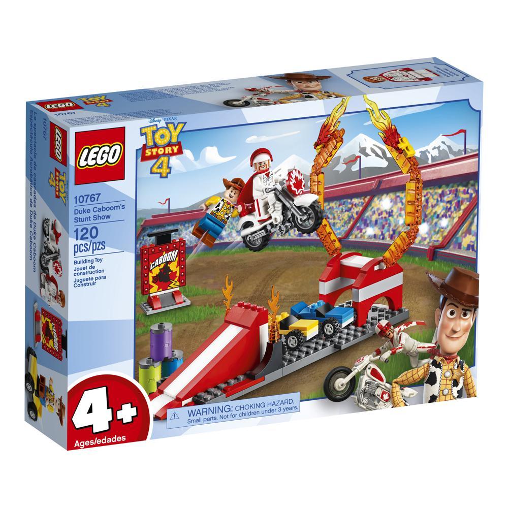 Histoire de jouets 4 - Spectacle Duke Caboom