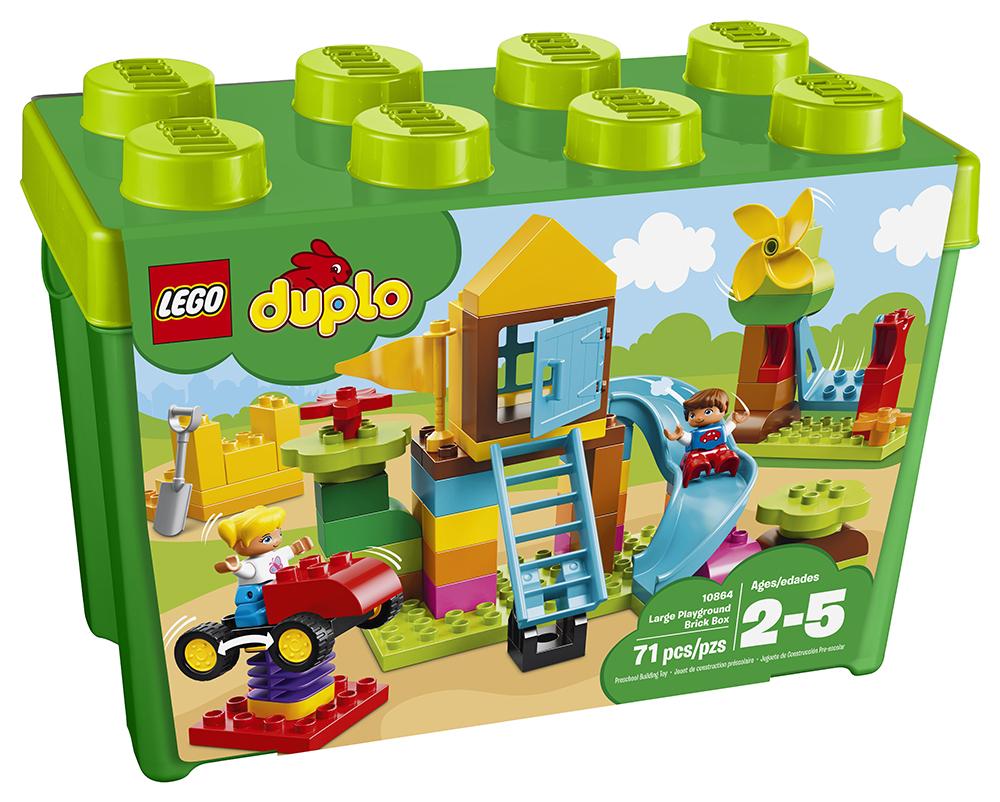 Duplo - Boîte de Briques Terrain de Jeu