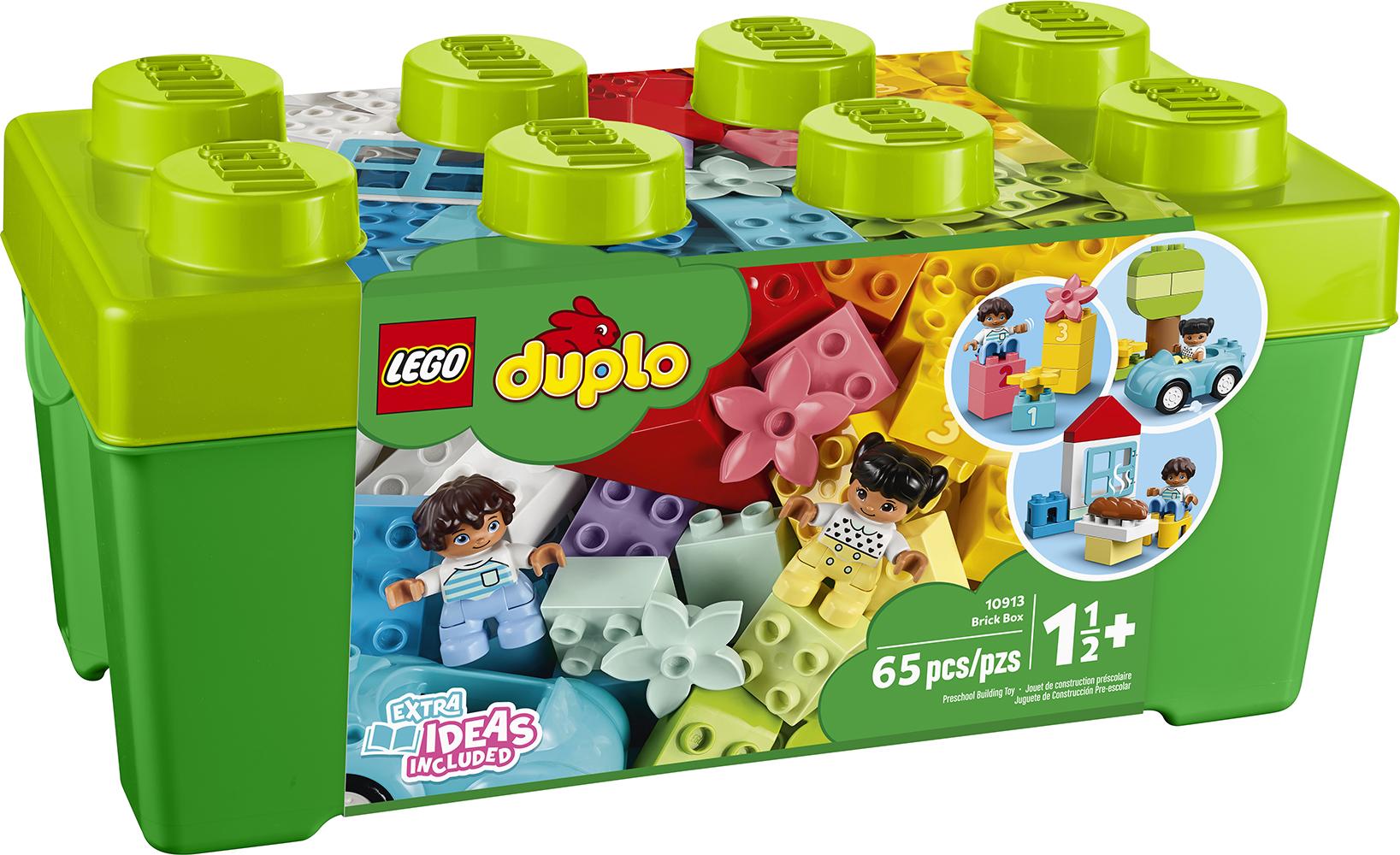 Duplo Classique - La boîte de briques