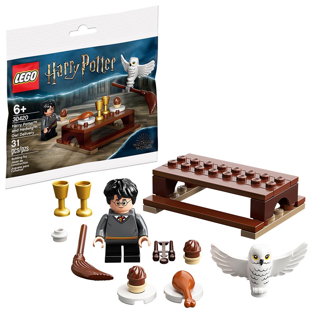 Sac promo - Harry Potter™ et Hedwige : la livraison de la chouette