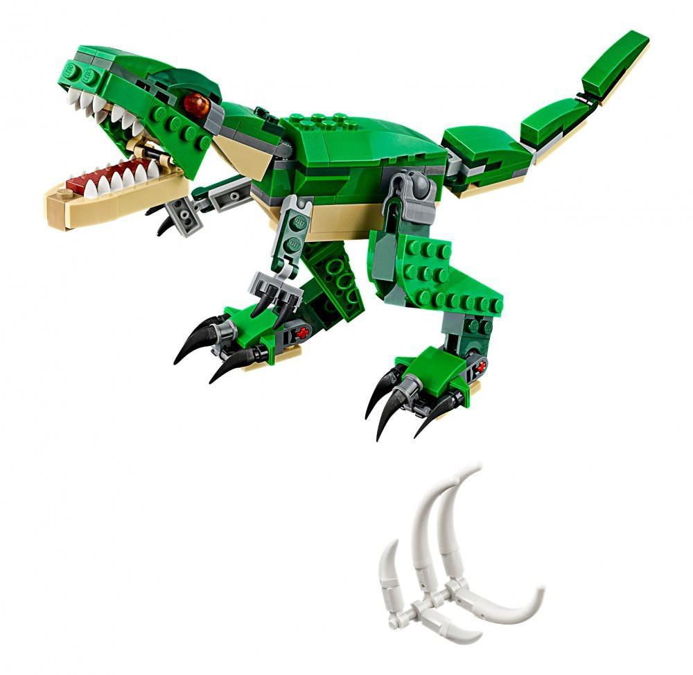 Creator - Le Dinosaure Féroce