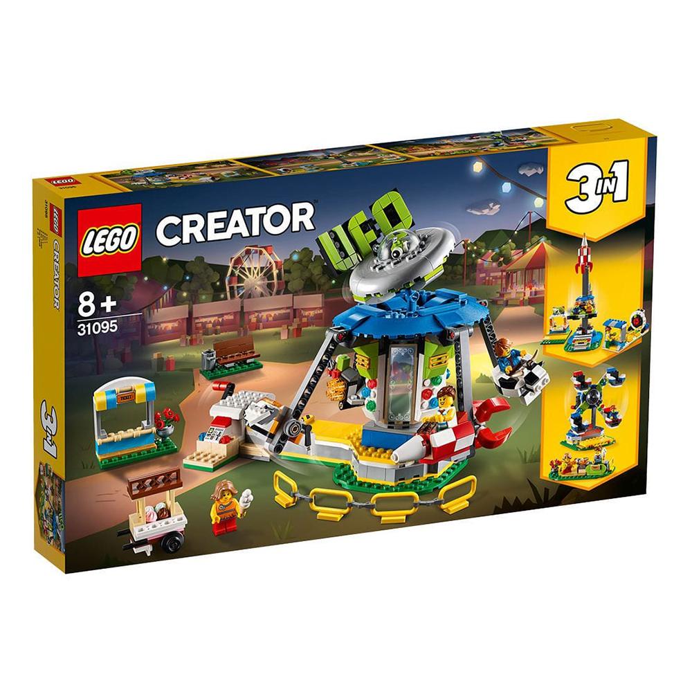 Creator - Le carrousel de la fête foraine