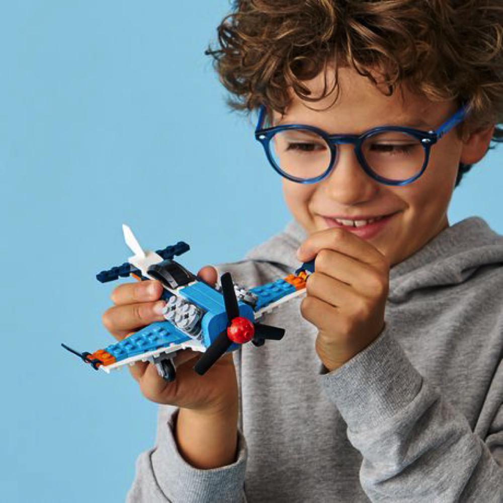 Creator - L'avion à hélices