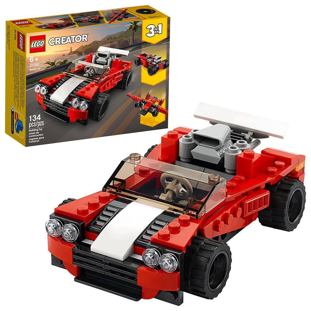 Creator - La voiture de sport
