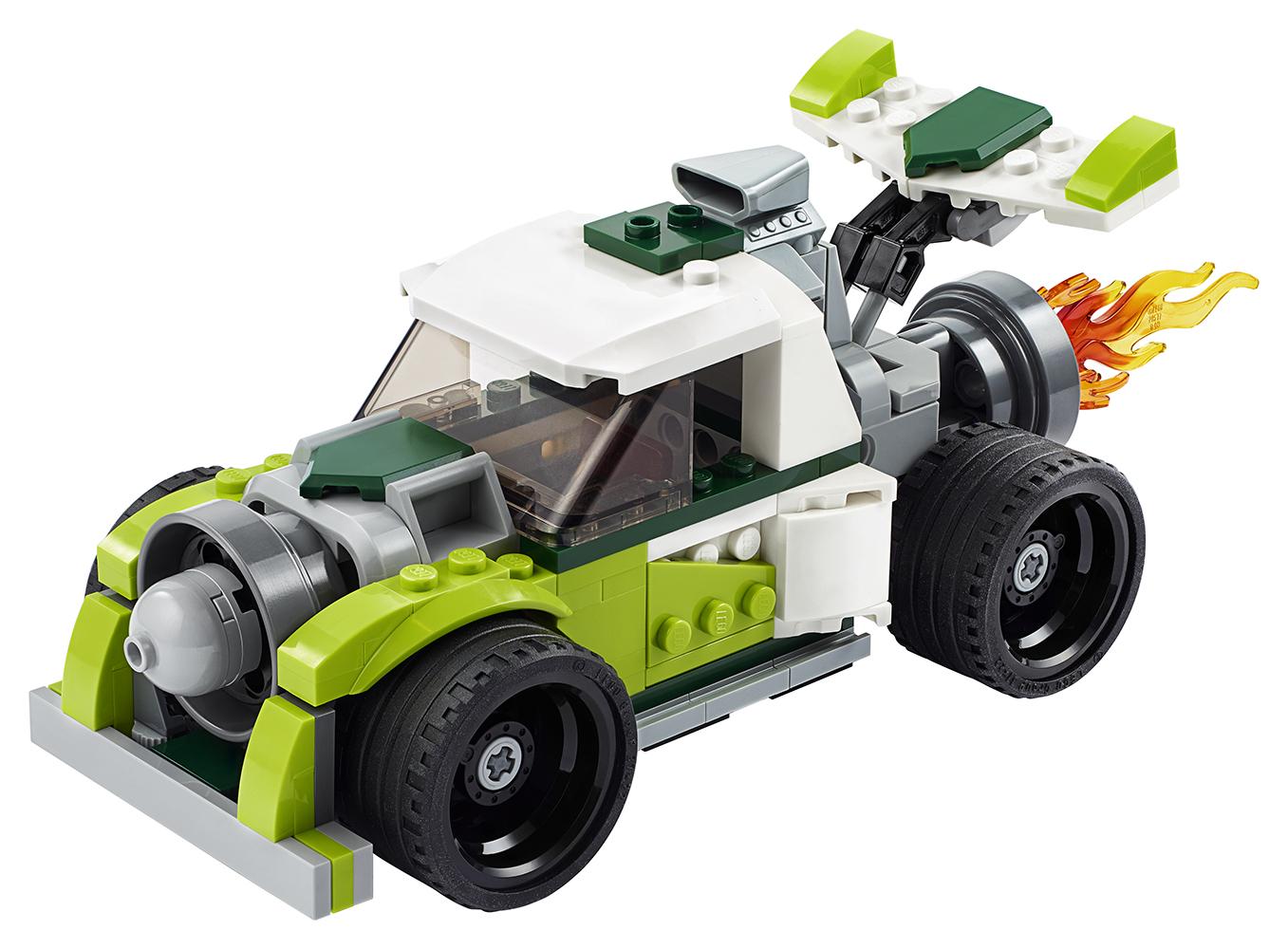 Creator - Le camion de fusée