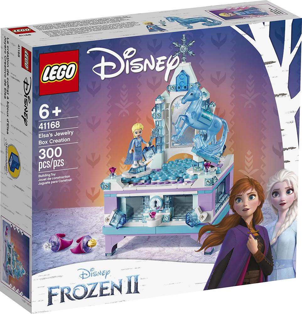 La Reine des neiges 2 - Boite à bijoux d'Elsa