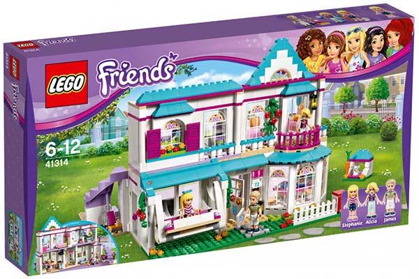 Friends - La maison de Stéphanie