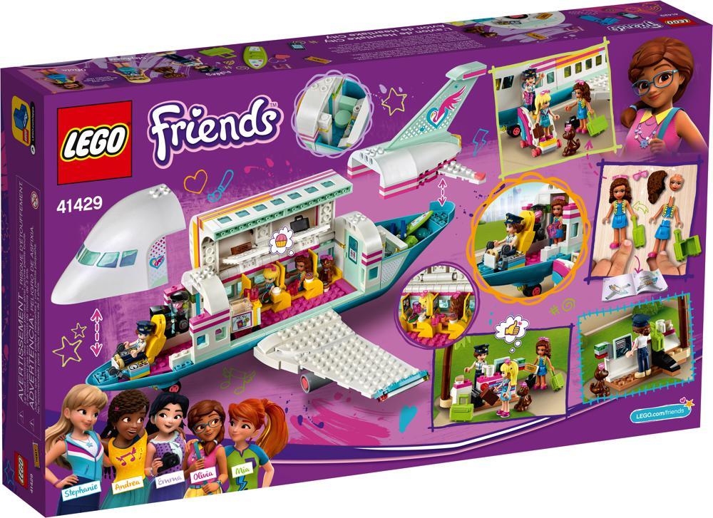 Friends - L'avion de Heartlake City