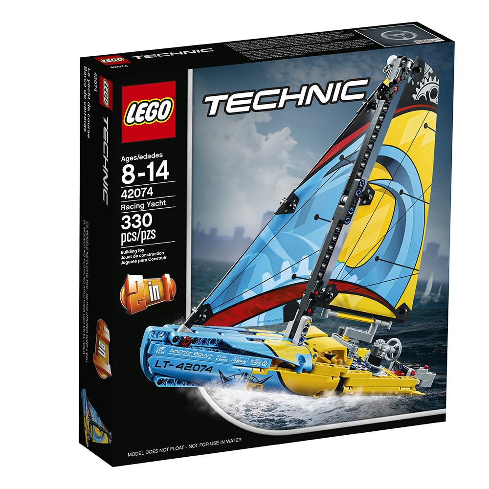 Technic - Yacht de course