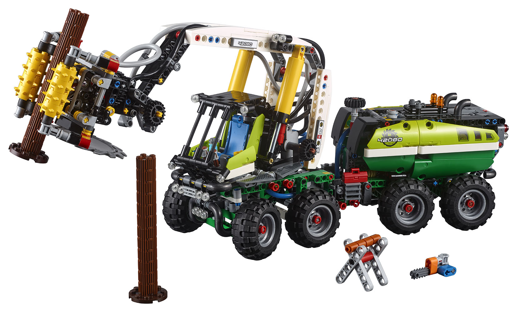 Technic - La Machine Forestière