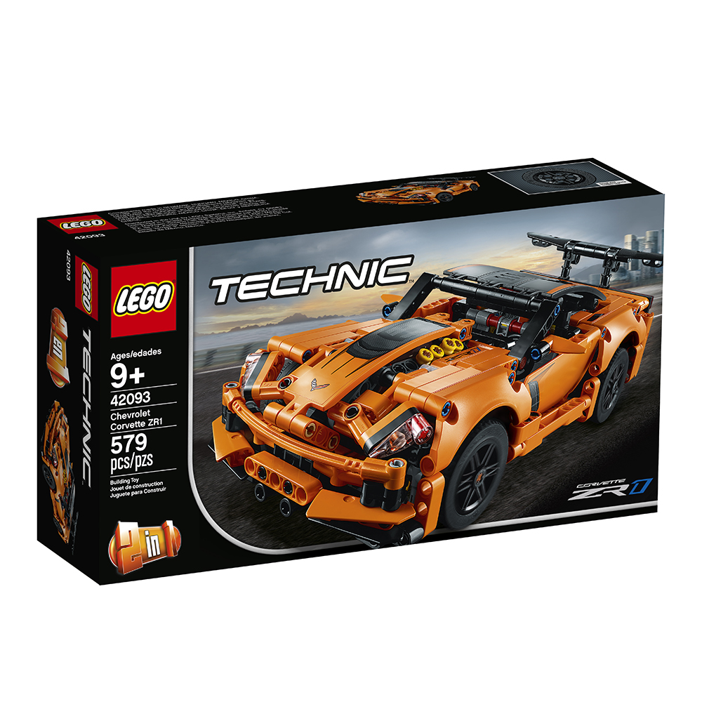 Technic - Chevrolet Corvette ZR1