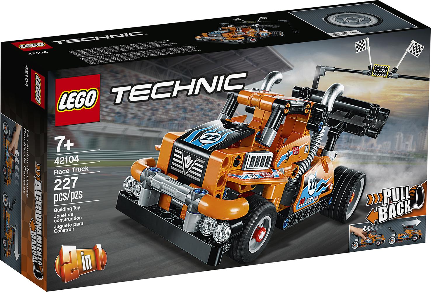 Technic -Race Truck