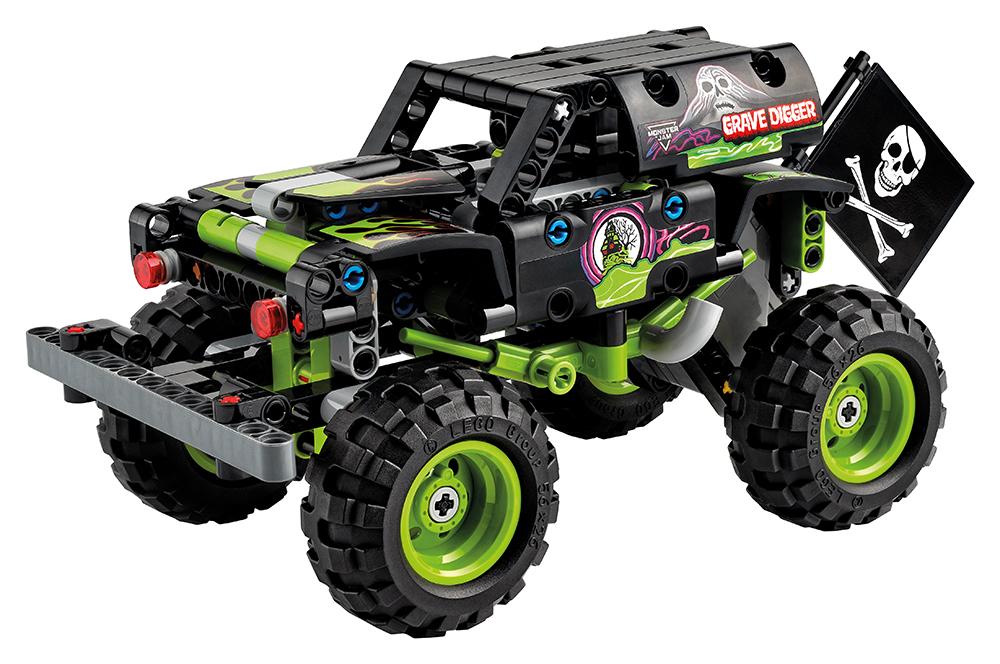 Technic - Monster Jam® Grave Digger®