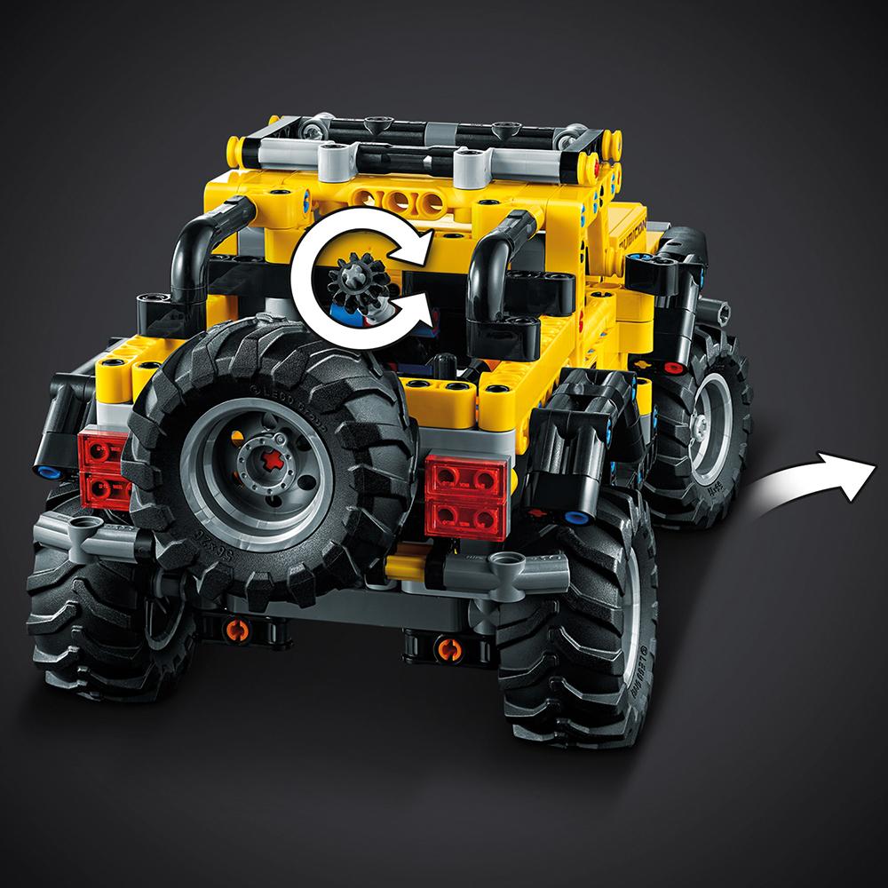 Technic - Jeep® Wrangler