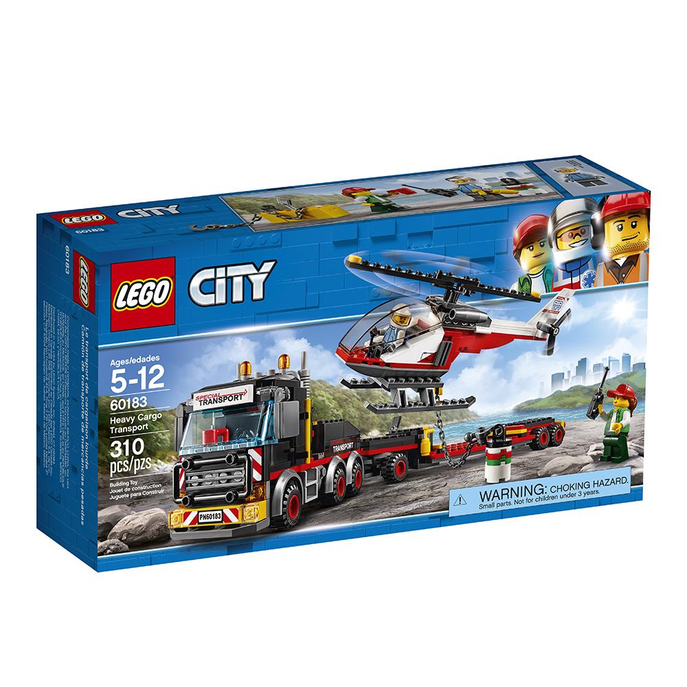 City - Transport de cargaison lourde