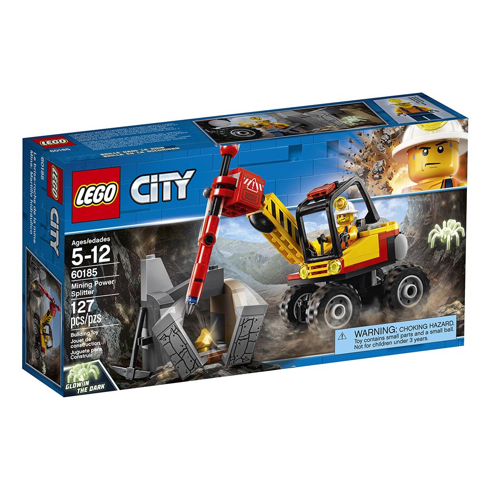City - Brise-roche de la mine