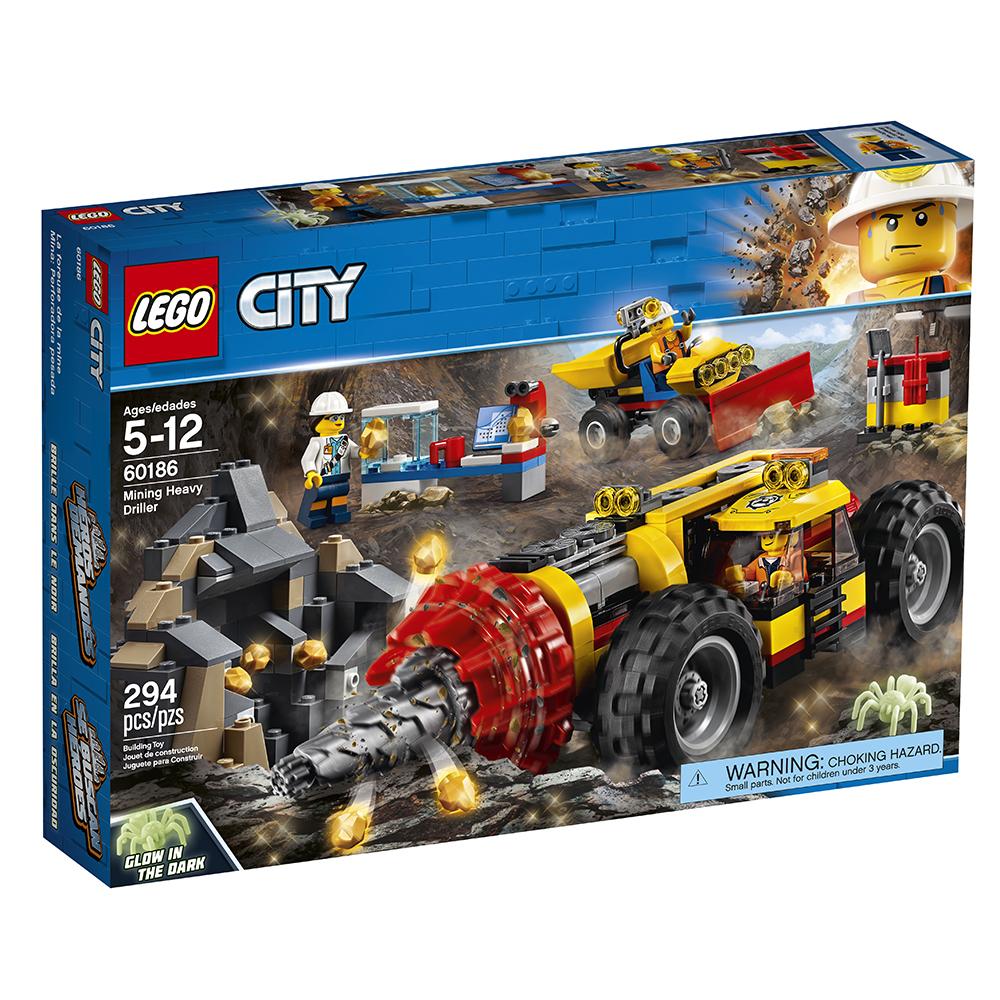 City - La Foreuse de la Mine