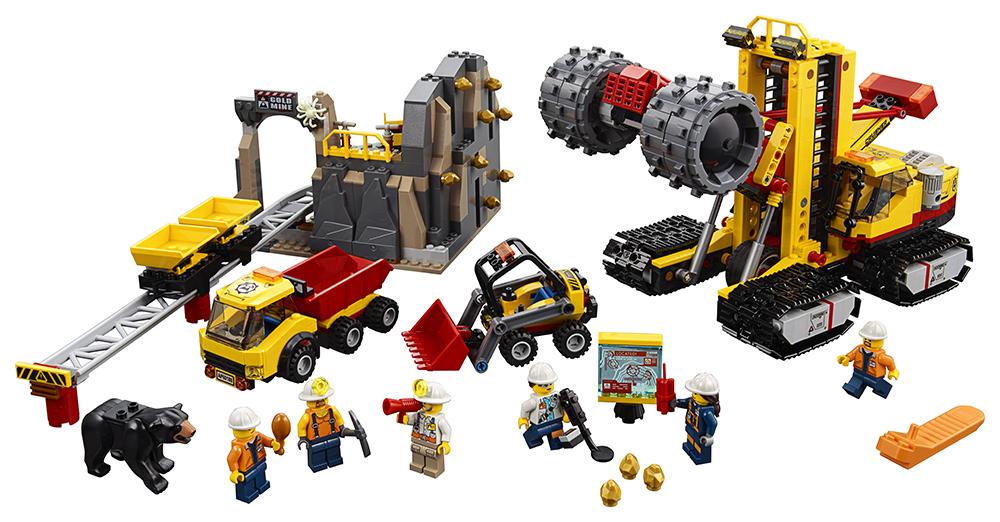 City Site des experts de la mine