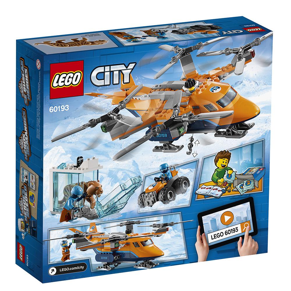City - L'hélicoptère arctique