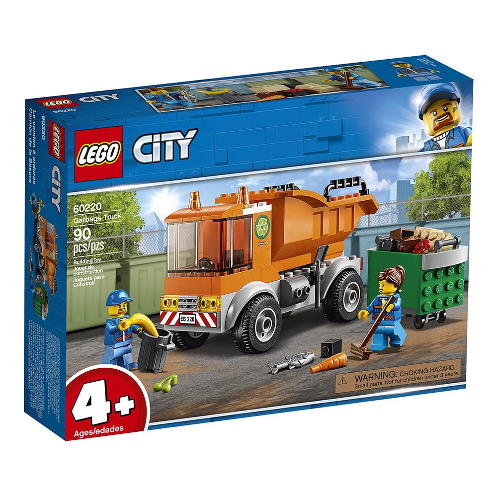 City - Le camion à ordures