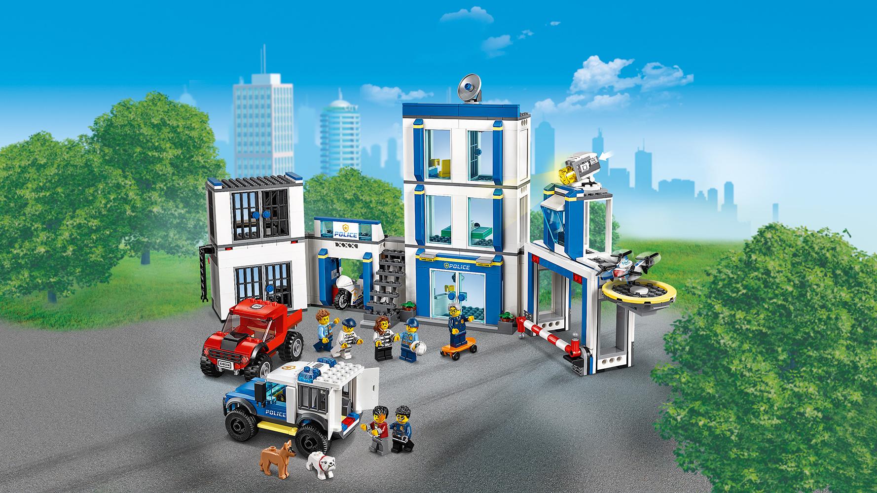 City - Le commissariat de police